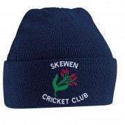 Skewen CC Adidas Navy Beanie