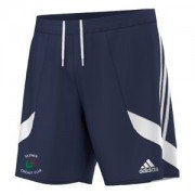 Skewen CC Adidas Navy Training Shorts
