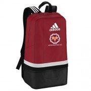 Upper Hopton CC Adidas Red Training Bag