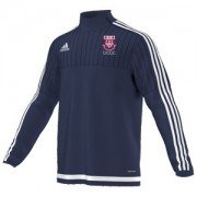 UCCC Adidas Navy Training Top