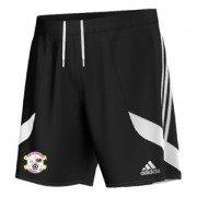 Pentwynmawr FC Adidas Black Training Shorts