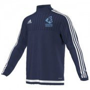 Ramsdell CC Adidas Navy Training Top