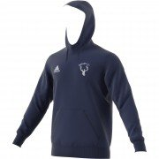 Bacup CC Adidas Navy Junior Hoody