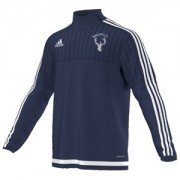 Bacup CC Adidas Navy Training Top