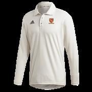 Buckland and Ashton Clinton CC Adidas Elite Long Sleeve Shirt