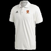 Buckland and Ashton Clinton CC Adidas Elite Short Sleeve Shirt