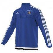 Hemingbrough CC Adidas Blue Training Top