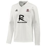 Ellesmere CC Adidas L/S Playing Sweater