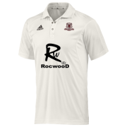 Ellesmere CC Adidas Elite S/S Playing Shirt