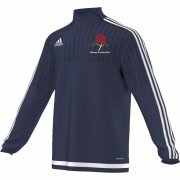 Winton CC Adidas Navy Training Top