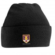 Lytham Hall Park Primary School Black Beanie