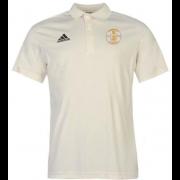 Harrow Town CC Adidas Pro Junior Short Sleeve Polo