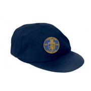 Harrow Town CC Navy Baggy Cap