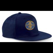 Harrow Town CC Navy Snapback Hat