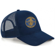Harrow Town CC Navy Trucker Hat