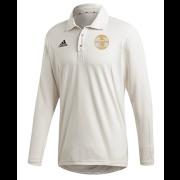 Harrow Town CC Adidas Elite Long Sleeve Shirt