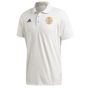 Harrow Town CC Adidas Elite Short Sleeve Shirt