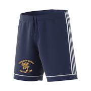 Ardleigh Green CC Adidas Navy Junior Training Shorts