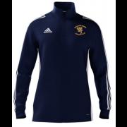 Ardleigh Green CC Adidas Navy Zip Junior Training Top