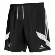 New Victoria CC Adidas Black Training Shorts