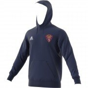 Killamarsh Juniors Athletic Adidas Navy Junior Hoody