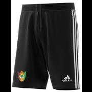 Shepherds Bush CC Adidas Black Junior Training Shorts