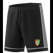 Shepherds Bush CC Adidas Black Training Shorts