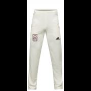 Rockingham CCC Adidas Pro Junior Playing Trousers