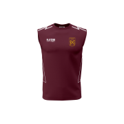 Rockingham CCC Playeroo Maroon Training Vest