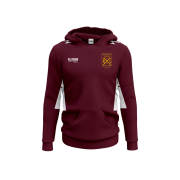 Rockingham CCC Playeroo Maroon Training Hoody
