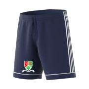 Great Bromley & District CC Adidas Navy Junior Training Shorts