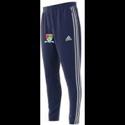 Great Bromley & District CC Adidas Junior Navy Training Pants