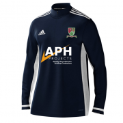Great Bromley & District CC Adidas Navy Training Top