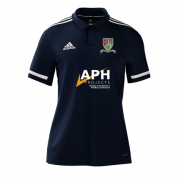 Great Bromley & District CC Adidas Navy Polo