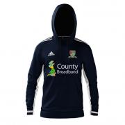 Great Bromley & District CC Adidas Navy Junior Hoody