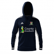 Great Bromley & District CC Adidas Navy Hoody