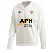 Great Bromley & District CC Adidas L/S Playing Sweater