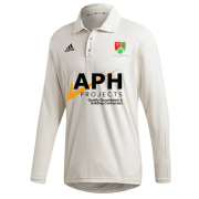 Great Bromley & District CC Adidas L/S Playing Shirt