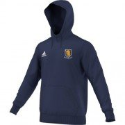 Sutton CC Adidas Navy Junior Hoody