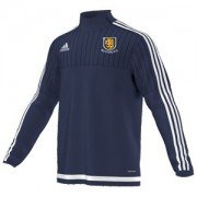 Sutton CC Adidas Navy Training Top