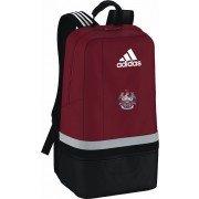 Kings College London CC Adidas Red Training Bag
