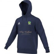 Ansty CC Adidas Navy Junior Hoody