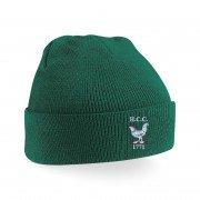 Henfield CC Green Beanie