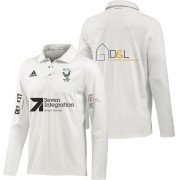 Henfield CC Adidas L/S Playing Shirt