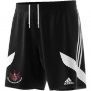 Sprowston CC Adidas Black Junior Training Shorts