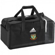 Upper Haugh CC Black Training Holdall