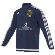 Langley CC Adidas Navy Training Top