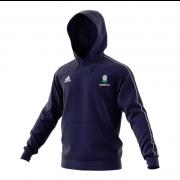 Marske CC Adidas Navy Fleece Hoody