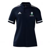 Marske CC Adidas Navy Polo