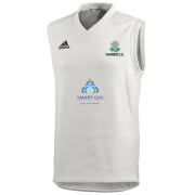 Marske CC Adidas Elite Junior Sleeveless Sweater